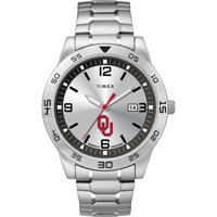 Timex - NCAA Tribute Collection Citation Men's Watch, University of Oklahoma Sooners