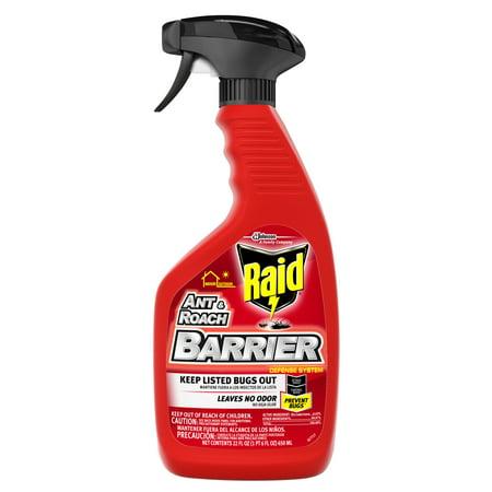 (Raid Ant & Roach Barrier 22 Fluid Ounces)