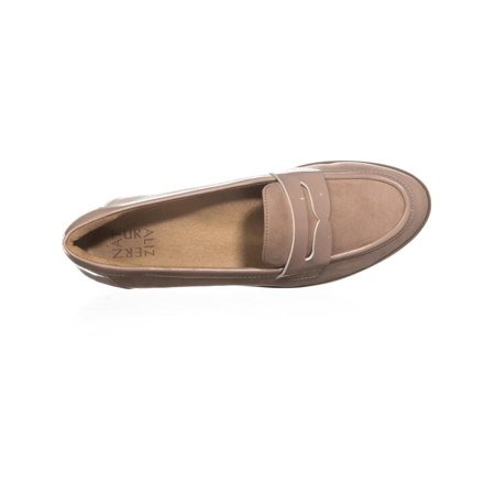 Womens naturalizer Zoren Flat Loafer, Tender Taupe - image 4 de 5