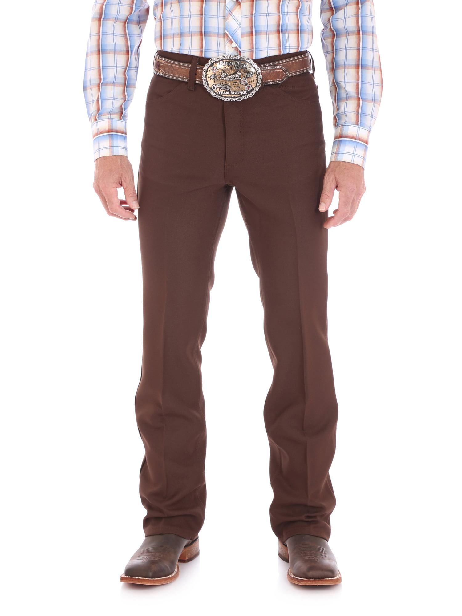 Men's Wrancher Dress Jean