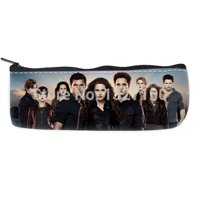 POPCreation The Twilight Saga School Pencil Case Pencil Bag Zipper Organizer Bag