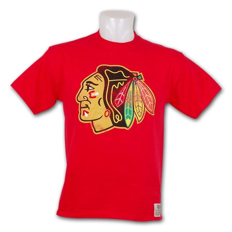 Chicago blackhawks bobby hull vintage nhl alumni t shirt for Vintage blackhawks t shirt