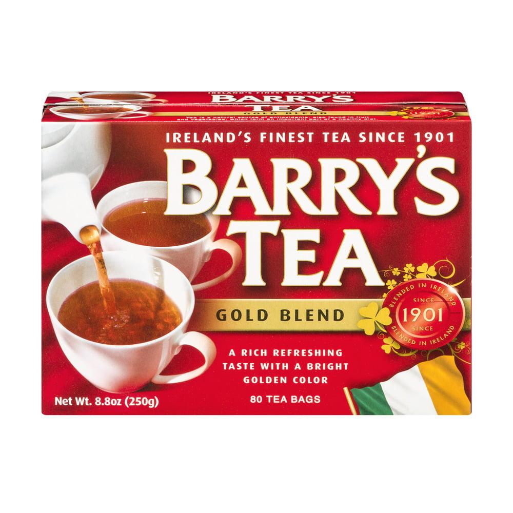Barry's Tea Bags Gold Blend - 80 CT