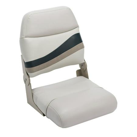 Wise BM1147-988 Premier Series Pontoon High Back Seat