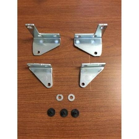 Door Reversing Kit RM 2351 & RM 2354 - Black (Reversing Kit)