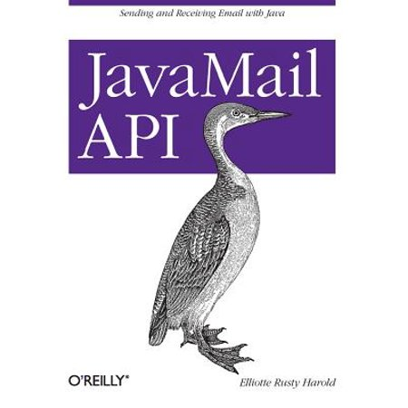 Javamail API : Sending and Receiving Email with