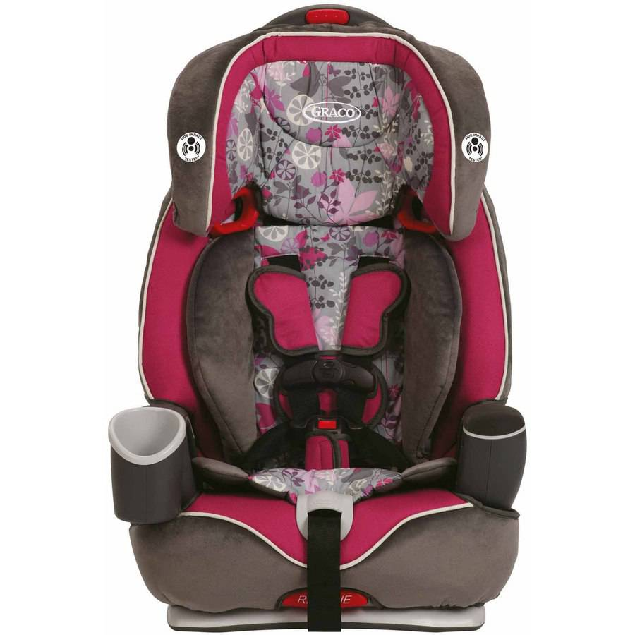 Graco Nautilus 3-in-1 Harness Booster Car Seat, Bethany | eBay