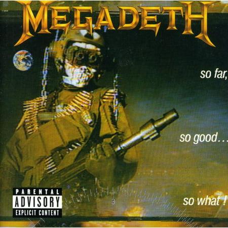 Good Halloween Rock Music (So Far So Good So What (Remaster) (explicit))