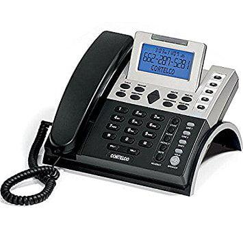 CORTELCO ITT-1220 / 122000TP227S 2-Line CID Business Tel.