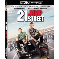 Deals on 21 Jump Street 4K Ultra HD + Blu-ray + Digital Copy