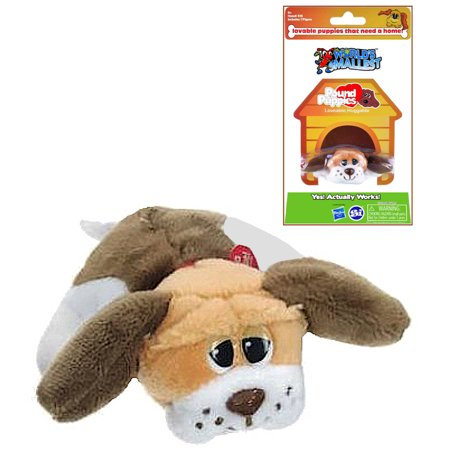 Pound Puppies Brown Beagle Worlds Smallest 2.5