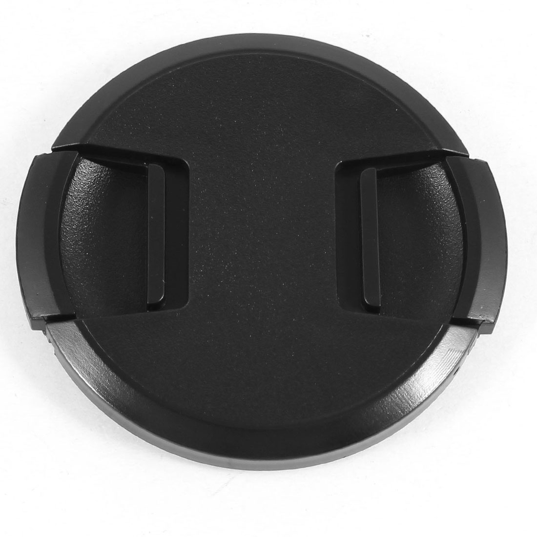 Unique Bargains Replacement Black 72mm Front Lens Cap Cover w String for DSLR SLR Camera