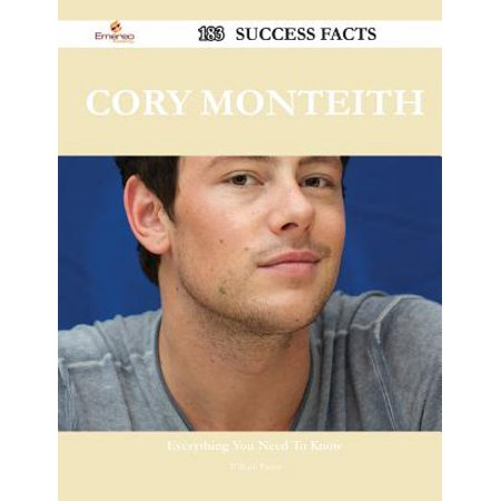 Cory Monteith 183 Success Facts - Everything You Need to Know about Cory Monteith (Cory Monteith)
