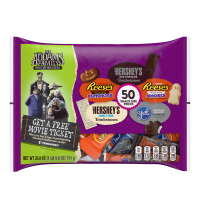 Hershey's, Halloween Spooky Shapes Chocolate Snack Size Candy Assortment, 50 Pieces, 25.8 Oz