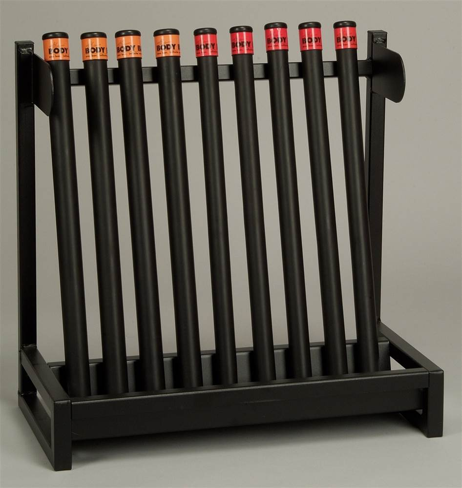 Body Bar Mini Storage Rack in Black