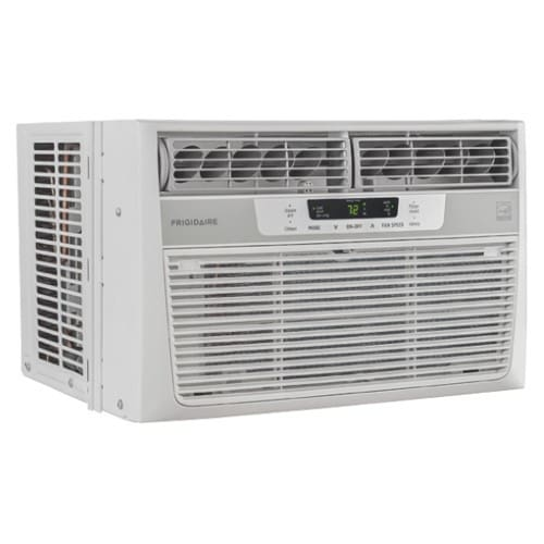 Frigidaire FFRE0633S1 6,000 BTU 115V Window-Mounted Mini-Compact Air Conditioner with Full-Function Remote
