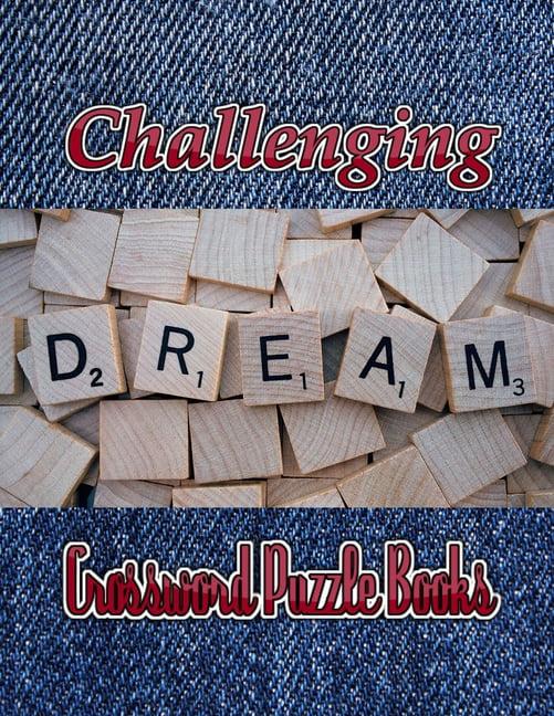 Challenging Crossword Puzzle Books : Crossword Puzzle ...