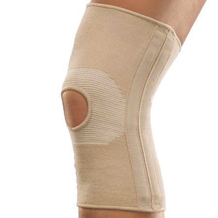 Futuro Stabilizing Knee Support Brace, Supports Weak, Sore Muscles, and Stiff or Injured Knees, Wear on Left or Right Knee, Medium - Knee Stabilizing Brace