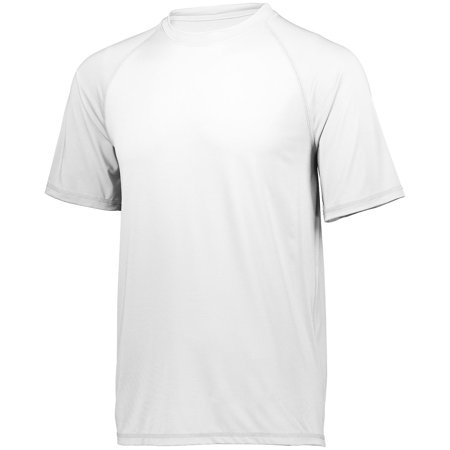 Holloway Youth Swift Wicking Shirt White S - image 1 de 1