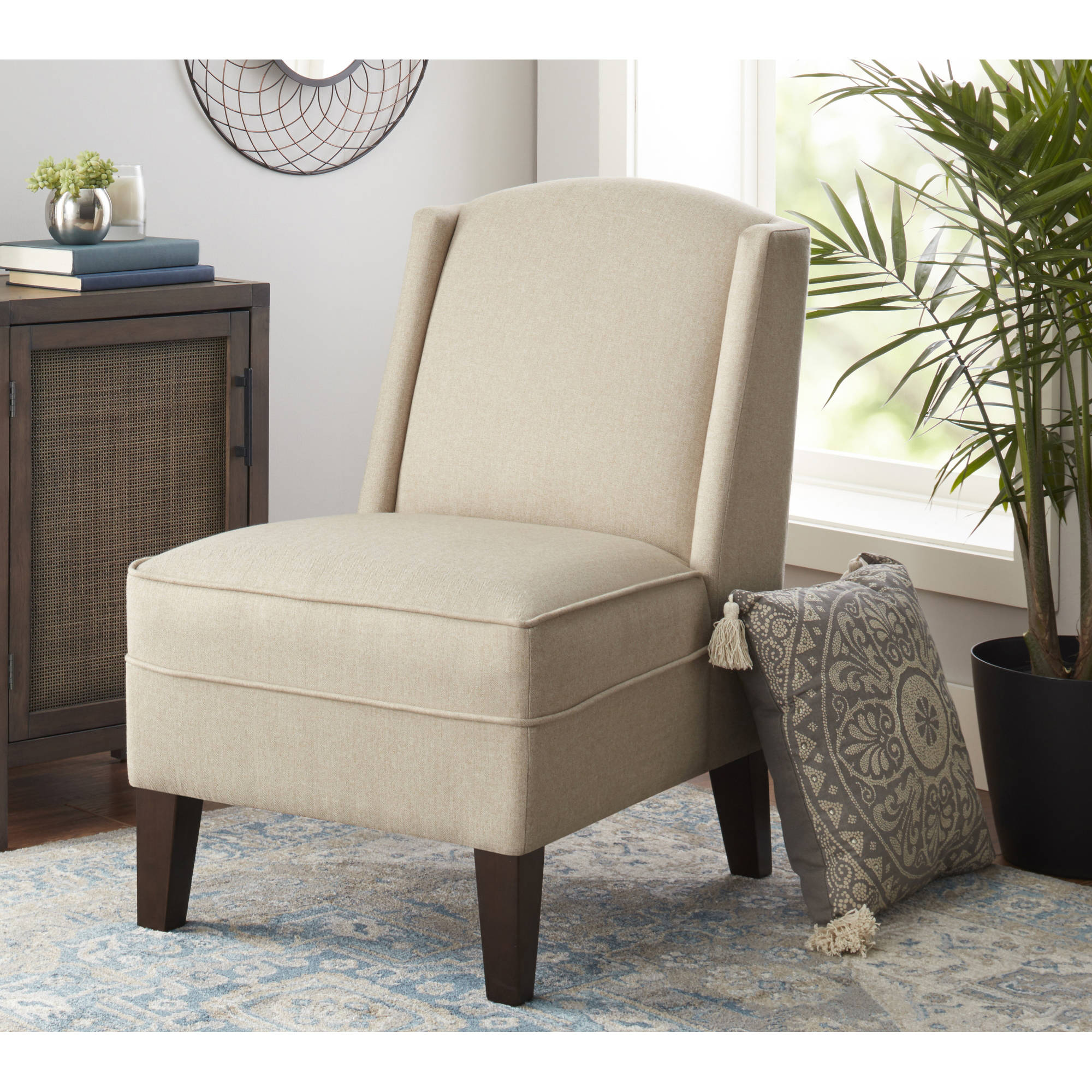Better Homes & Gardens Kline Accent Chair, Multiple Colors