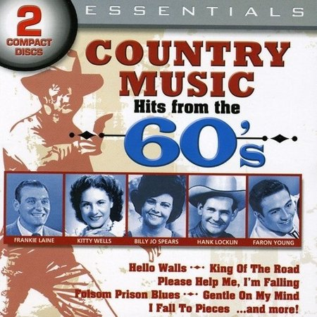Country Music Hits From The 60