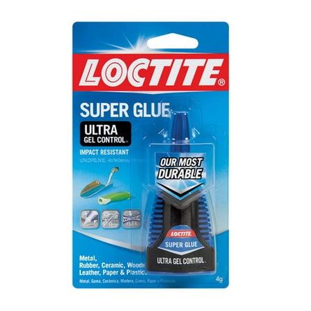 Loctite 4g Ultra Gel Control Super Glue