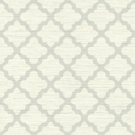 Dwell Studio Sham - York Wallcoverings DR6333 Dwell Studio Casablanca Wallpaper - White/Off Whites
