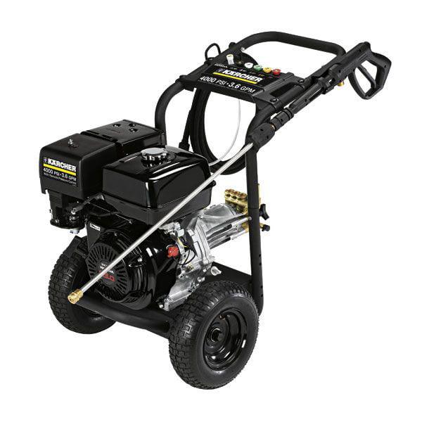 Karcher G 4000 OH Pro Series Gas Pressure Washer