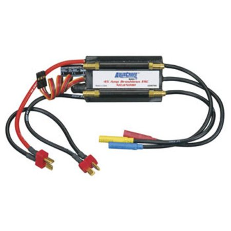 Marine Brushless 45 Amp Water Cooled NiMH ESC