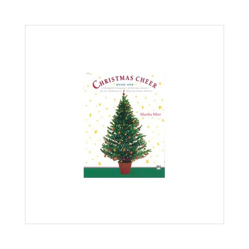 Christmas Cheer - Book 1 - Piano - Late Elementary/Early Intermediate