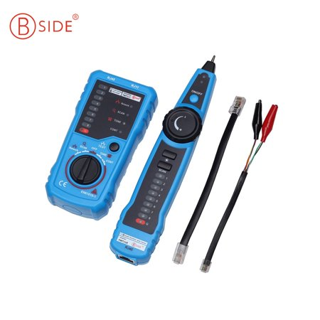 Bside Telephone Wire Network Tracker Cable Tester Detector