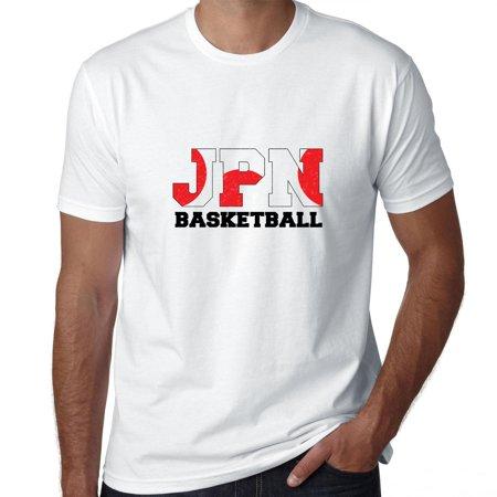 Japan Basketball - Olympic Games - Rio - Flag Men's T-Shirt