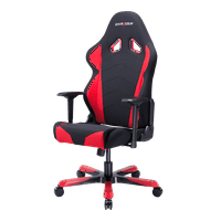 DXRacer Tank Series Black and Red - Stong Mesh Cloth - OH/TS30/NR - Ergonomic, High Back, Reclining, Gaming  E-Sports  Office Chair