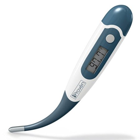 Best Digital Thermometer for Rectal, Oral and Axillary Measurement - iProvèn (Best Oral Steroid For Mass)