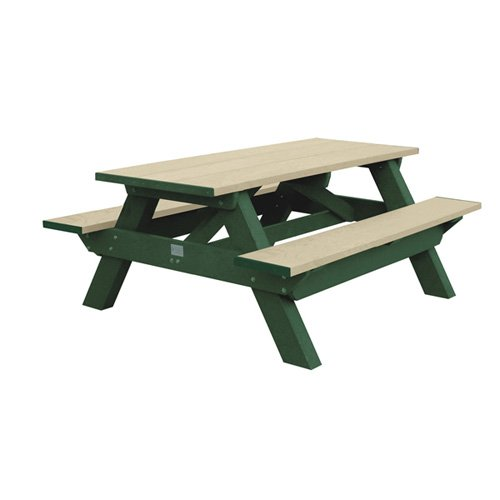 Polly Products Standard Recycled Plastic Picnic Table