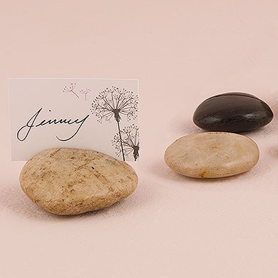 Natural Rocks with Card Etch