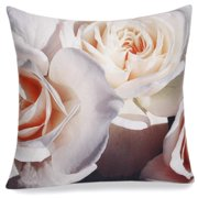 Jovi Home Citta Rose Digital Printed Pillow Cover