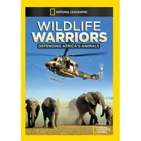 Wildlife Warriors Dvd 5