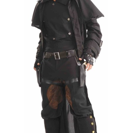 Authentic Western Holsters and Belt With Leg Ties Adult Halloween Accessory