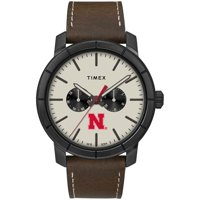 Nebraska Cornhuskers Timex Home Team Watch - No Size