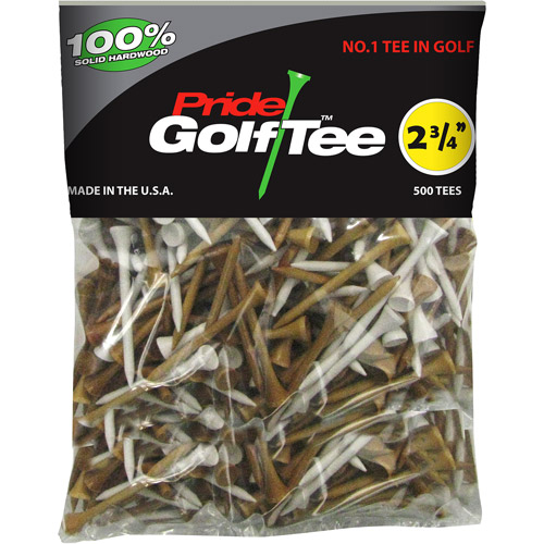2-3 4 Inch Pride Golf Tees (500-Count) by