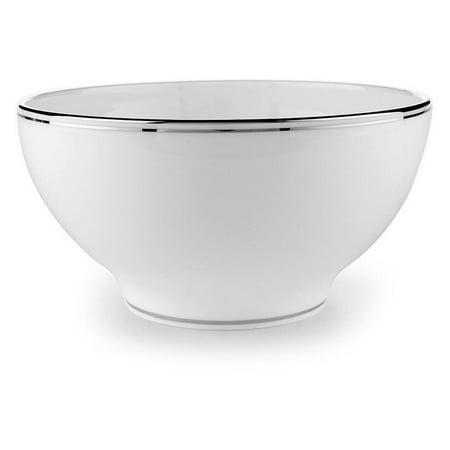 Lenox Federal Platinum Rice Bowl Platinum Covered Bowl