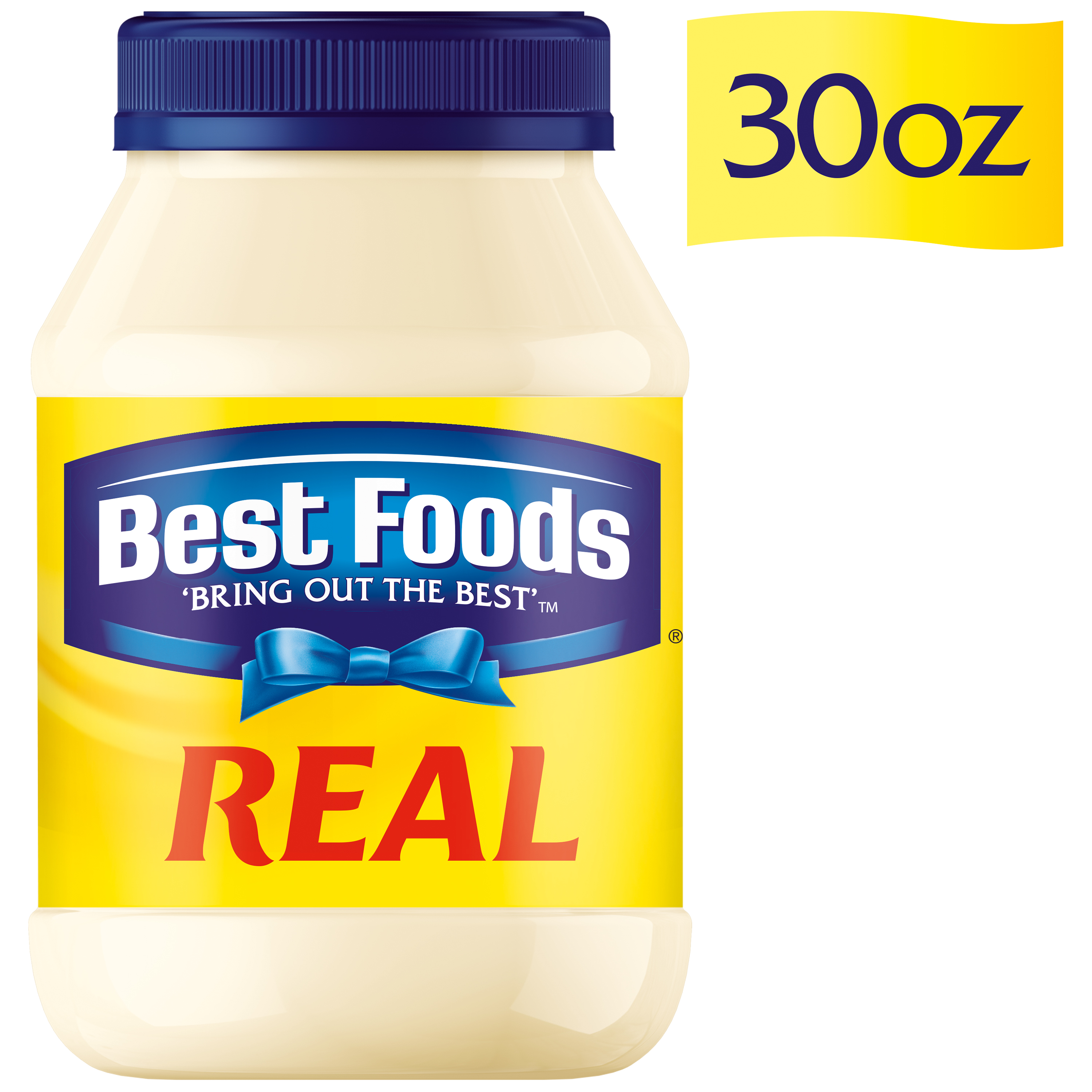 Best Foods Real Mayonnaise, 30 oz
