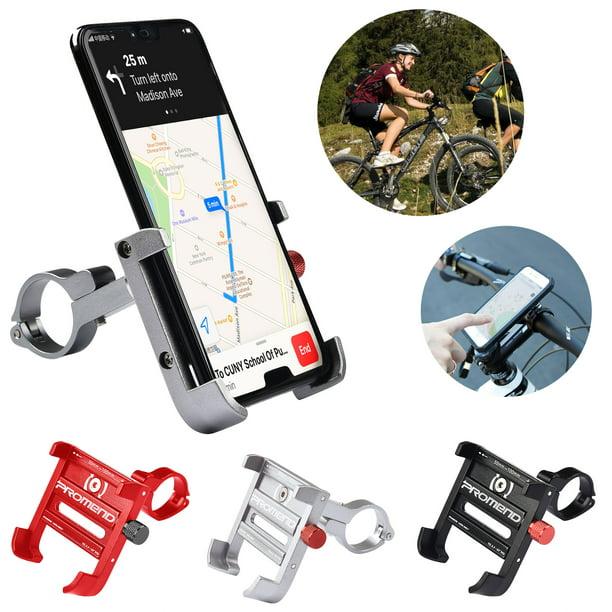 360° Handlebar Stand MTB Bike Mobile Phone Mount Holder Bicycle for Smartphone