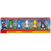 Super Mario Yoshi Mini Figure 5-Pack