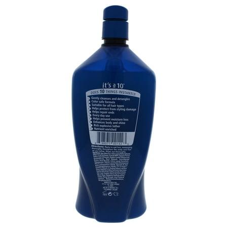 Its A 10 Potion 10 Miracle Repair Shampoo Unisex 33.8 oz Shampoo Cloud 9 Miracle Repair Shampoo