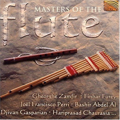 Masters Of The Flute / Various