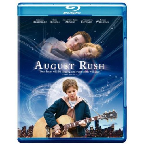 AUGUST RUSH (BLU-RAY/ENG-SP-FR SUB)