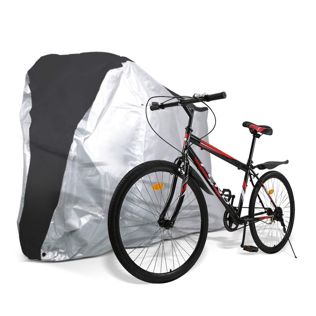 Universal Waterproof Bicycle Bike Cover Outdoor Indoor Garage Storage Protector