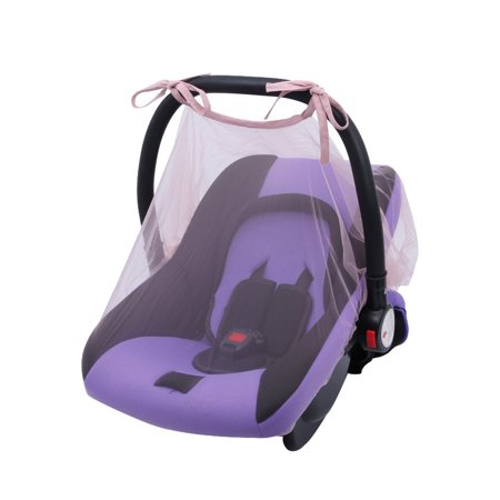 WALFRONT Ventilated Baby Mosquito Net Infant Carriage Stroller Car Seat Cover Protection Tent